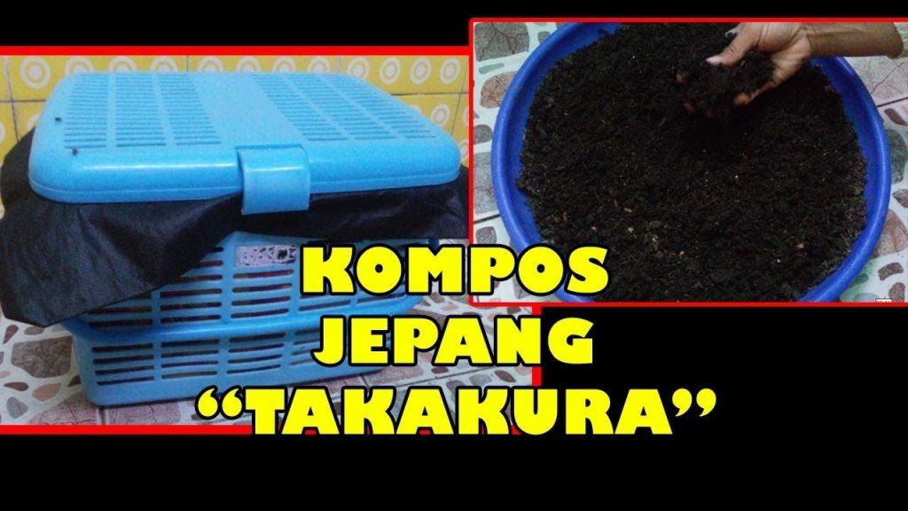 Kompos Takakura Home Made Composting