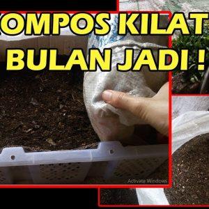 Kompos Takakura – Cara Kilat Daur Ulang Sampah Organik