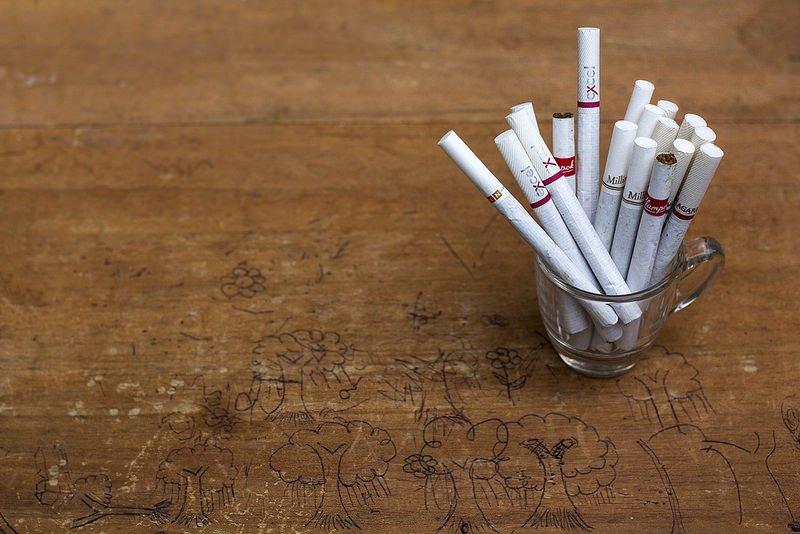 Insektisida dari puntung rokok