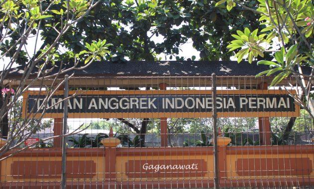 Taman Anggrek Indonesia Permai