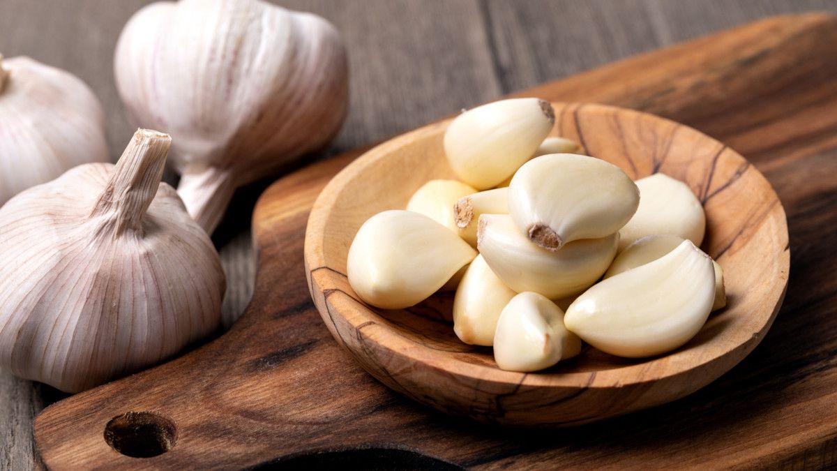 Bawang-Putih obat herbal kolesterol