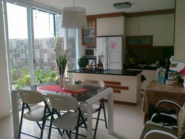 Dapur, Ruang tamu dan Tempat Tidur menyatu