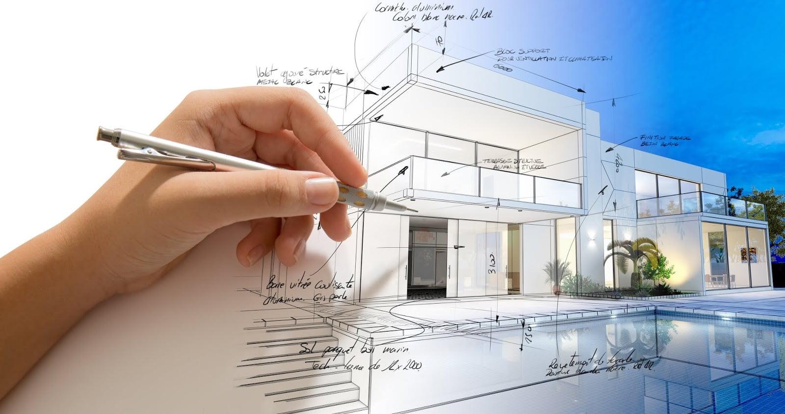 Persiapan Sebelum Membangun Rumah Gambar Desain